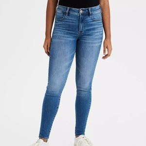Ae american eagle next level high waisted jegging